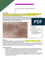 Dermatitis Asteatósica, Eccema Numular y Dishidrosis