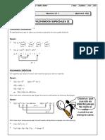 Guia 7 - Polinomios Especiales II
