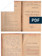 Le Bon - Psicología Del Socialismo ENTERO