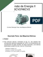 2.a Aula_N6CV2_ Descrição Física Das Máquinas Elétricas