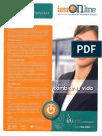 Online Licenciatura Mercadotecnia y Publicidad