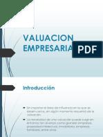 VALUACION EMPRESARIAL-FINANZAS.pptx