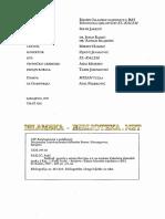 Tedzvid - Pravila o Ucenju Kurana Za Studente FIN-A (IB)