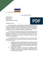 Henri Falcón condiciona su candidatura a la observación de la ONU