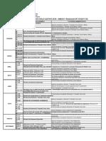 Calendario Academico 2018 2