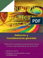 10. Conjuntivitis Del Recien Nacido