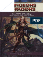 Martial Power 2