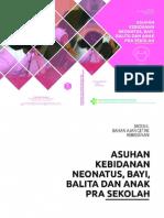 Asuhan Kebidanan Neonatus Bayi Balita Dan Apras Komprehensif
