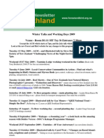 April 2009 Southland, Royal Forest and Bird Protecton Society Newsletter