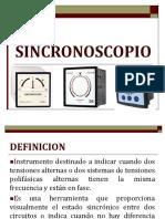 SINCRONOSCOPIO
