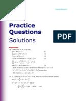 Polynomials Solution