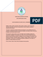 Formacion Medicina Placentaria 2018 Stgo Chile