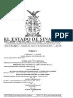 Reglamento Del SESESP Publicado 2010