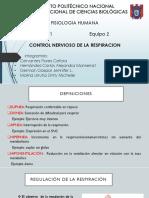 Control Nervioso de La Respiracion1