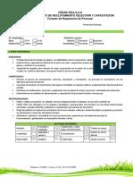 Formato de Requisicion de Personal Administrativo (1)