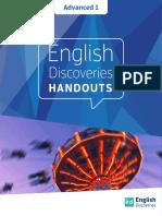 Advanced 1 - Handout - All Units