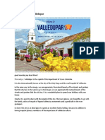 A Postcard From Valledupar