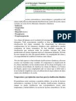 Unidad 08 - Clasificación Climatica