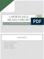Laporan Jaga 3