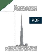 Konstruksi Burj Khalifa