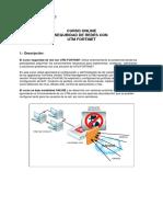 Informacion Curso Seguridad Redes Fortinet Online Feb2018