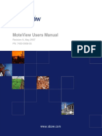 Moteview Users Manual