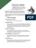 Historia de la caligrafía.docx