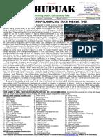Thupuak Volume 12, Issue 38 (25 February 2018)