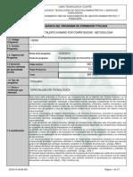 Programa-gestión Del Th Por Competencias