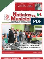 Gaceta Municipal 013 Año 2010