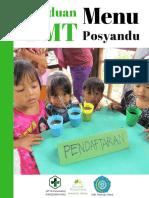 Panduan Menu Pemberian Makanan Tambahan (PMT) Posyandu