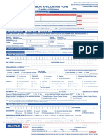 Reliance Tax Saver ELSS CAF Full Form ARN 39091
