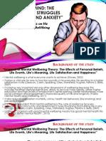 Mental Wellbeing Theory Presentation