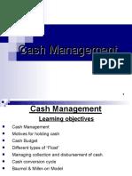 68992510 Cash Management