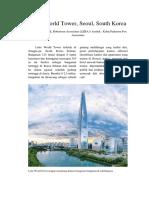 [SBT] Lotte World Tower