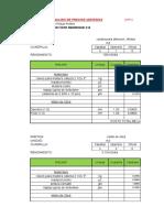 Costos y Presupuestos Trabajo Presentar 20