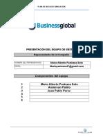 Plan Estrategico de La Simulacion Empresarial
