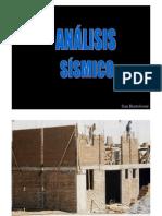 Analisis Sismico Modelado Con Elementos Finitos
