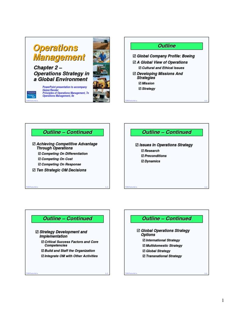 heizer_02   Strategic Management   Employment