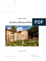 Bauhaus-museum Eng Mit Bildern Neu