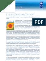 Artículo La desigualdad puede reducir América Latina y Caribe