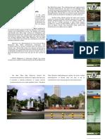 Tourism of manila