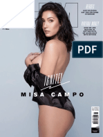 FHM Philippines January 2018