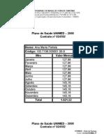 Unimed - Imposto de Renda 2007
