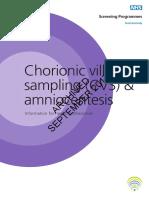 Amniocentesis - 3