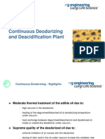 02 Semi Continuous Deodorizing
