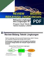 Review Bidang Teknik Lingkungan