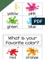 Print Classroom Rules