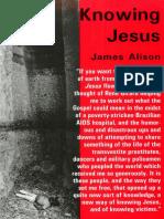 Knowing Jesus - James Alison