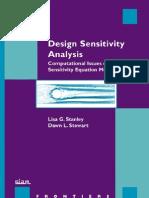 Design Sensitivity Analysis